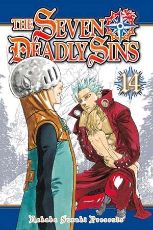 The Seven Deadly Sins 14 de Nakaba Suzuki