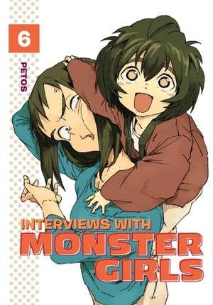 Interviews With Monster Girls 6 de Petos