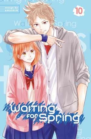 Waiting For Spring 10 de Anashin