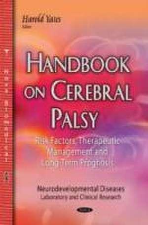 Handbook on Cerebral Palsy