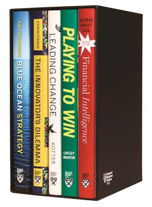 Harvard Business Review Leadership & Strategy Boxed Set (5 Books) de Harvard Business Review