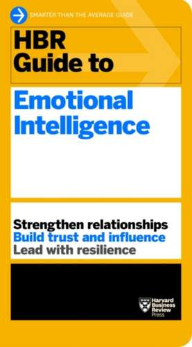 HBR Guide to Emotional Intelligence (HBR Guide Series) de Harvard Business Review