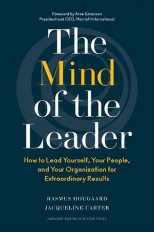 The Mind of the Leader de Rasmus Hougaard