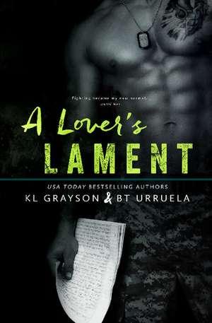 A Lover's Lament de KL Grayson