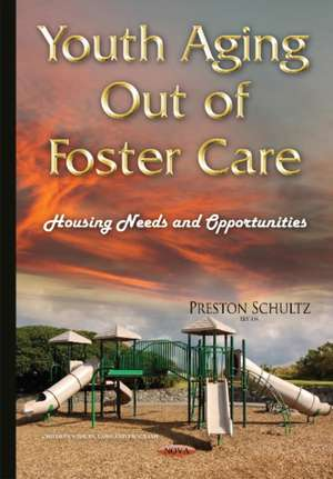 Youth Aging Out of Foster Care imagine