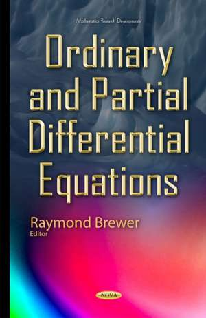 Ordinary & Partial Differential Equations imagine