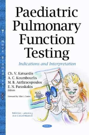 Paediatric Pulmonary Function Testing