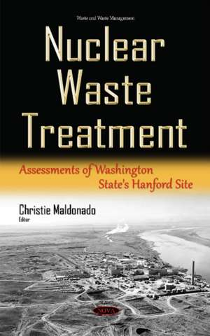 Nuclear Waste Treatment imagine
