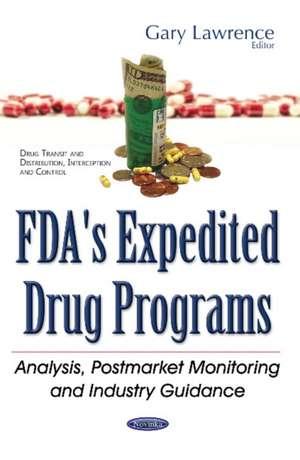 FDA's Expedited Drug Programs