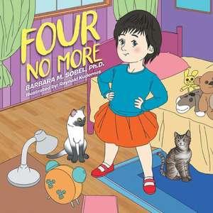 Four No More de Barbara M. Sobel