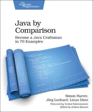 Java by Comparison de Simon Harrer