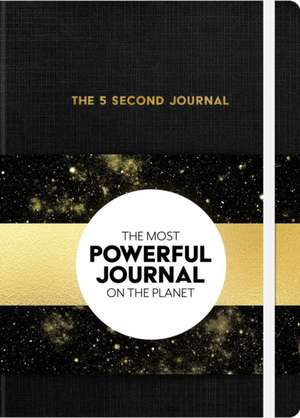 The 5 Second Journal
