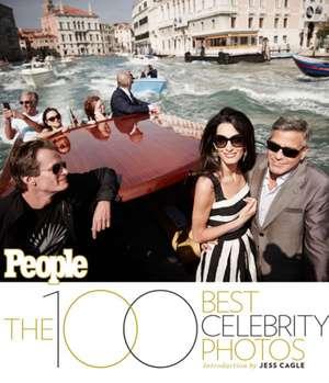 The 100 Best Celebrity Photos de The Editors of PEOPLE