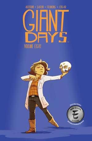 Giant Days Vol. 8 de John Allison