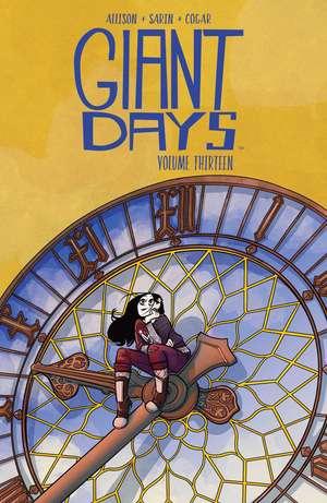Giant Days Vol. 13 de John Allison