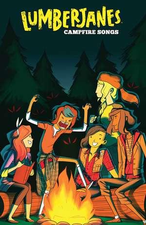 Lumberjanes: Campfire Songs de Shannon Watters