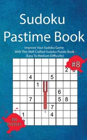 Sudoku Pastime Book #8 de Masaki Hoshiko