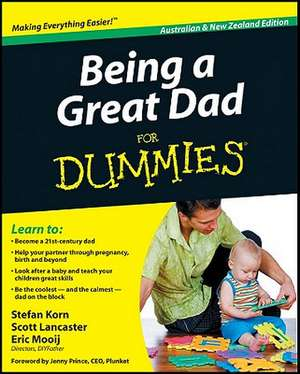 Being a Great Dad for Dummies de Stefan Korn