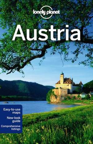 Lonely Planet Austria [With Map]:  Central America on a Shoestring de Anthony Haywood