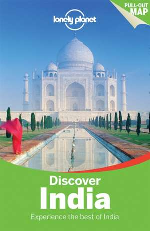 Lonely Planet Discover India:  Western Europe de Lonely Planet