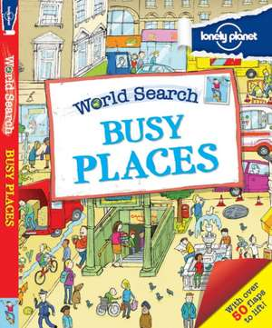 World Search - Busy Places [AU/UK]