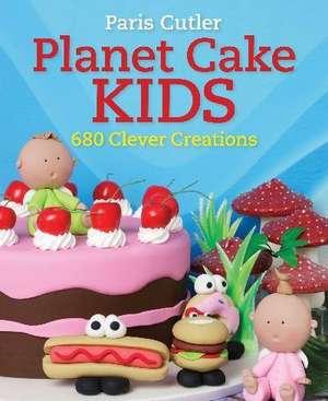 Planet Cake Kids de Paris Cutler