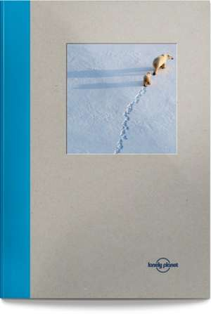 Lonely Planet Large Notebook