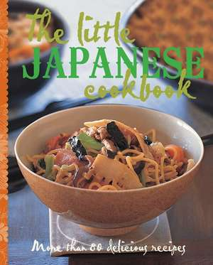 The Little Japanese Cookbook