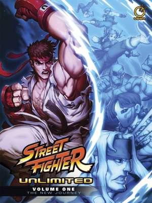 Street Fighter Unlimited Volume 1: The New Journey de Ken Siu-Chong