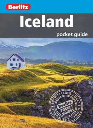 Berlitz Pocket Guide Iceland (Travel Guide) (Travel Guide) de Berlitz