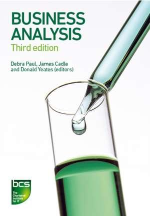 Business Analysis imagine