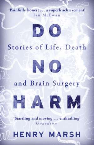 Do No Harm de Henry Marsh