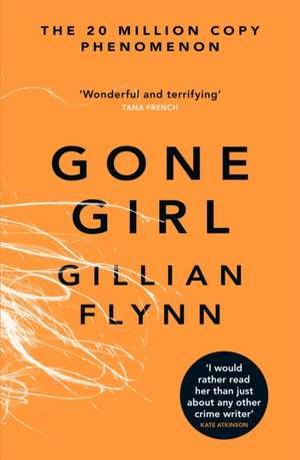 Gone Girl de Gillian Flynn