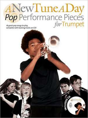 A New Tune a Day - Pop Performance Pieces for Trumpet:  Four Madrigals for Satb Divisi Chorus Unaccompanied de  Hal Leonard Publishing Corporation