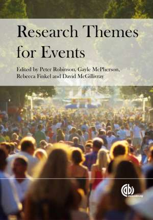 Research Themes for Events de Rebecca Finkel