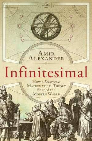 Infinitesimal de Amir Alexander