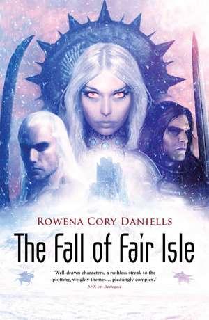 The Fall of Fair Isle de Rowena Cory Daniells