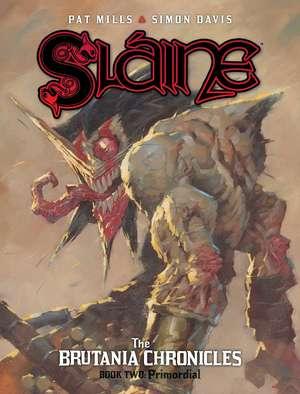 Slaine Brutania Chronicles 2