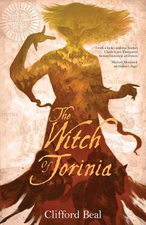 The Witch of Torinia de Clifford Beal