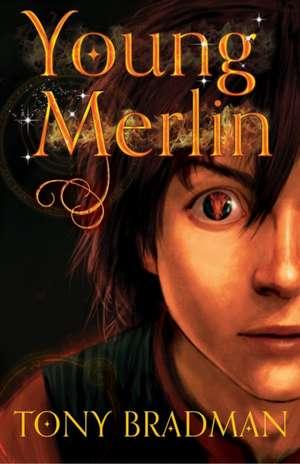 Young Merlin de Tony Bradman