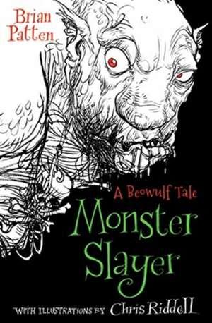 Monster Slayer de Brian Patten