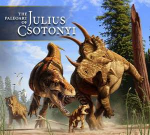 The Paleoart of Julius Csotonyi imagine