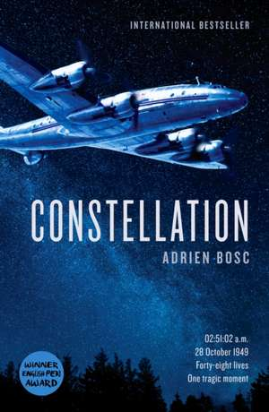 Constellation de Adrien Bosc