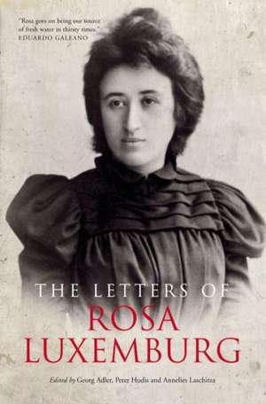 The Letters of Rosa Luxemburg imagine