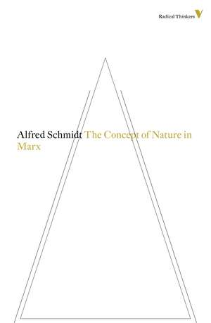 The Concept of Nature in Marx imagine