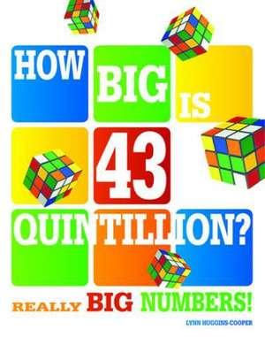 Beyond the Rubik Cube: How Big is 43 Quintillion?