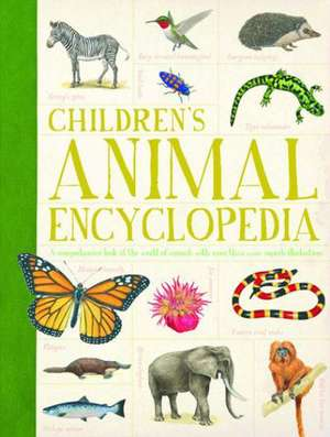 Children's Animal Encyclopedia