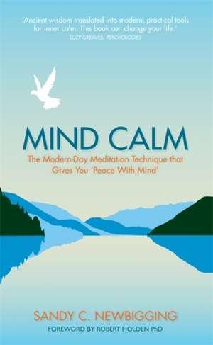 Mind Calm de Sandy Newbigging
