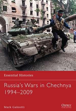 Russia's Wars in Chechnya 1994–2009 imagine