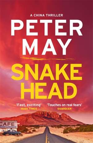 Snakehead de Peter May